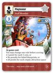 Board Game: Unfair: Playtester Promo Card