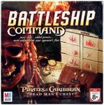 Board Game: Battleship Command: Pirates of the Caribbean