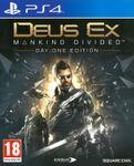 Video Game: Deus Ex: Mankind Divided