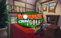 Video Game: Worms Crazy Golf