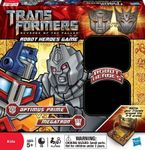 Board Game: Transformers: Revenge of the Fallen Robot Heroes Game