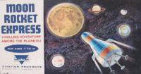 Board Game: Moon Rocket Express