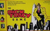 Board Game: The Dick Tracy Game