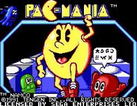 Video Game: PacMania