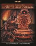 RPG Item: AX1: The Sinister Stone of Sakkara