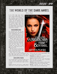 RPG Item: The World of the Dark Angel