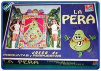Board Game: El Juego de la Pera