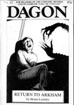 Issue: Dagon (Issue 15 - Nov 1986)