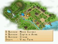 Video Game: Harvest Moon: Back to Nature