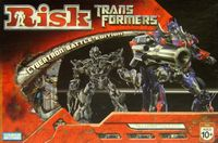 Board Game: Risk: Transformers – Cybertron Battle Edition