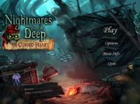 Video Game: Nightmares from the Deep: The Cursed Heart