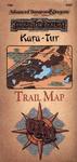RPG Item: TM5: Kara-Tur Trail Map