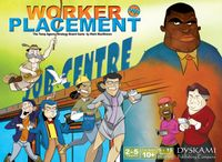 Board Game: Worker Placement