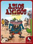 Board Game: Adios Amigos