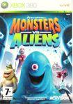 Video Game: Monsters Vs Aliens