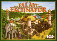 Board Game: Der Palast von Eschnapur