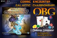 TTS Cosmic Encounter Galactic Championship Tournament 2019 | Cosmic