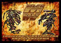 Board Game: Mech Wars