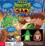Board Game: Mega Monster City Smash!