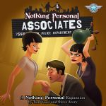 Board Game: Nothing Personal: Associates