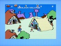 Video Game: Asterix and the Magic Cauldron