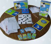 Board Game: Sneak a Peek (The Crossword Game)