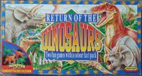 Board Game: Return of the Dinosaurs