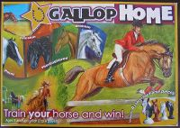 Board Game: Gallop Home