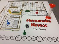 Board Game: The Amanda Knox Board Game