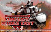 Video Game: Conflict: Middle East