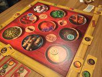 Board Game: Safranito