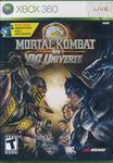 Video Game: Mortal Kombat vs. DC Universe