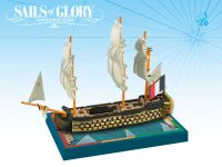 Board Game: Sails of Glory Ship Pack: Imperial 1803 / Republique Francaise 1802