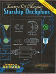 RPG Item: Letters of Marque 1: Starship Deckplans