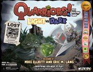 Board Game: Quarriors! Light vs. Dark