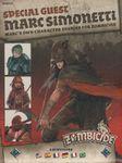 Board Game: Zombicide: Black Plague Special Guest Box – Marc Simonetti