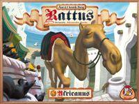 Board Game: Rattus: Africanus