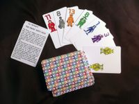 Board Game Accessory: Miscellaneous: The Proxy Suits Deck