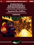 RPG Item: A1: Against the Goblins