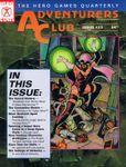 Issue: Adventurers Club (Issue 23 - Winter 1994)