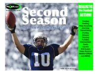 Board Game: Second Season Pro Football Game