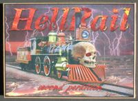 Board Game: HellRail: Second Perdition