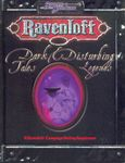 RPG Item: Dark Tales & Disturbing Legends