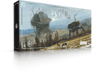 Board Game Accessory: Scythe: Metal Mechs