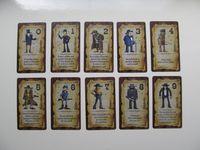 Board Game: Deadlock City Bounty Hunters