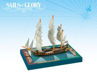 Board Game: Sails of Glory Ship Pack: Carmagnole 1793 / Sibylle 1791
