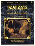 RPG Item: Fantasia Adventure F01: Peakwood Caverns
