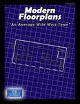 RPG Item: Modern Floorplans: An Average Wild West Town