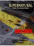 RPG Item: Supernatural: The Hunt Begins