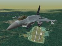 Character: General Dynamics F-16 Fighting Falcon